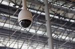 Dome-Überwachungskamera